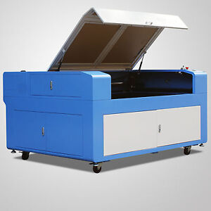 Reci 100w Laser Cutting Machine And Ccd Camera Cw 3000 Chiller Contour Cutting
