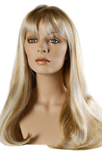 Decter Mannequin Head Lorna Female Wig Display Heads