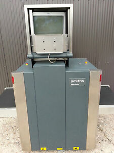 Smiths Heimann Hs 6040ds X ray Scanner Parcel Baggage Cargo Xray Inspection 6040