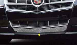Cadillac Cts 2008 2009 2010 2011 2012 2013 Chrome Lower Grille Accent