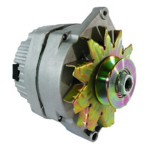 Alternator Tractor 1 wire 10si 63 Amp With Wide 5 8 Pulley