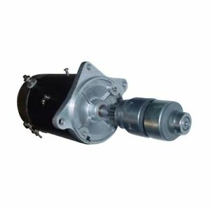 New Starter W drive For Ford New Holland Tractor 2130 4000 4 Cyl62 64 4030 4040