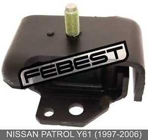 Front Engine Mount For Nissan Patrol Y61 1997 2006