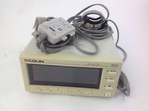 Colin Cbm 700 Continuous Blood Pressure Unit