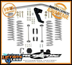 Rubicon Express 3 5 In Stnd Cl Lift Kit 07 17 Jeep Wrangler Jk 2 4 Door Re7142