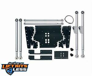 Rubicon Re7230 Ed Long Arm Suspension Upgrade Lift Kit For 97 06 Jeep Tj