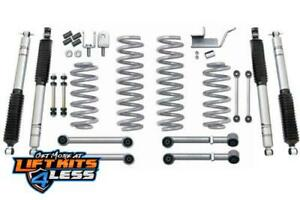 Rubicon Express 3 5 Short Lift Kit T Shocks 93 98 Grand Cherokee Zj Re8005m