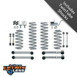 Rubicon Express 3 5 Arm Lift Kit Twin T Shks 93 98 Grand Cherokee Zj Re8005t