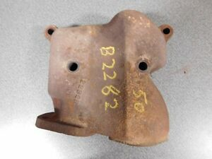 John Deere 50 All Fuel Tractor Exhaust Manifold B2282r 5808