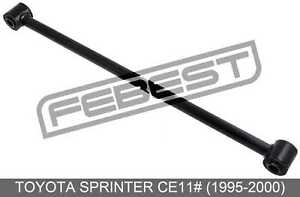 Rear Track Control Rod For Toyota Sprinter Ce11 1995 2000