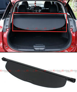 For 2014 2018 Nissan Rogue Sv Sl Retractable Trunk Cargo Cover Security Shield