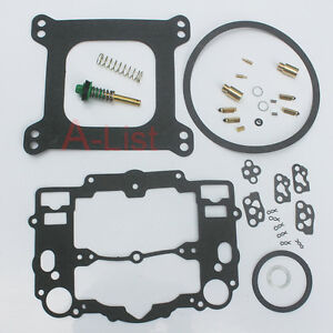 Carburetor Rebuild Kit For Edelbrock 1801 1802 1803 1804 1805 1806 1825 1826