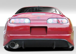 93 98 Toyota Supra Duraflex Tr S Rear Bumper 1pc Body Kit 109090