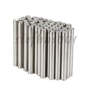 50pcs D6 50mm K20 k30 Tungsten Cemented Carbide Round Rod From Suppliers Drills
