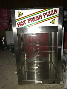 Pizza Warmer And Display Case Counter Top Size