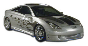 00 05 Toyota Celica Duraflex Type K Body Kit 4pc 111031