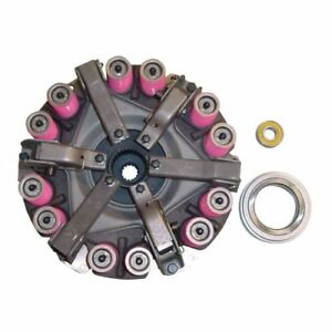 311435 k New Clutch Kit For Ford New Holland Tractor 2000 4000 4 Cyl 62 64