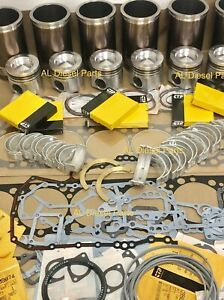 9y3116 Cat 3406b Inframe Overhaul Kit Fits Caterpillar Dozer Excavator Loader