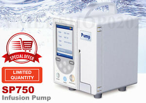 Limit Promotion contec New Infusion Pump Iv Fluid Flow Control Perfusor Compact