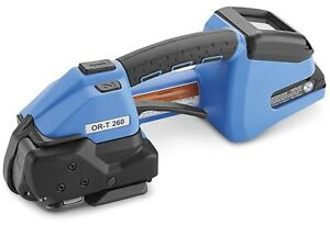 Orgapack Ort 260 Battary Operated Strapping Tool new