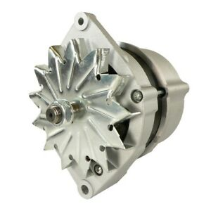 New 12v 65a Ir Ef Clockwise Alternator For John Deere 240 Skid Steer 250 260