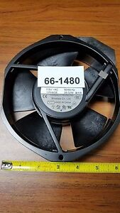 Fan 5 91 X 6 78 X 1 50 115 Vac As Compared To Haas Pn 66 1480