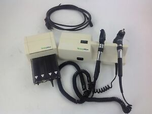 Welch Allyn 767 Transformer Premium Otoscope With Dispenser And Power Cord
