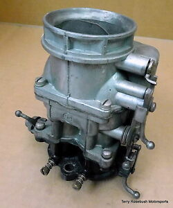 Ford Flathead 2 Bbl Holley 94 Model 91 99 Carb 15 16 Bore Core 1