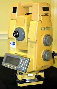 Topcon Gts 823a 3 Total Station