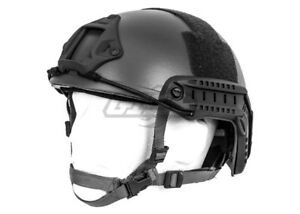 Lancer Tactical MH Ballistic Helmet (Black)  14423