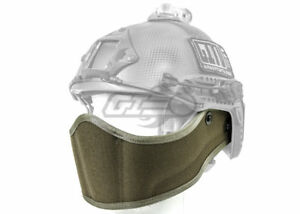Lancer Tactical Helmet Face Armour Foliage Green 19249 $25.00