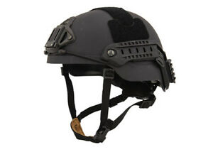 Lancer Tactical Sentry Helmet (BlackLGXL) 31140