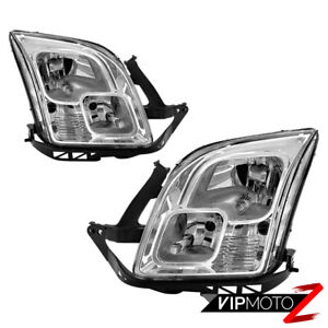 For 06 09 Ford Fusion Sel Plus Factory Style Headlight Replacement Lamp Pair