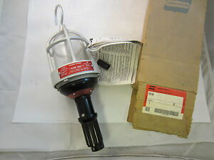 Crouse Hinds Evh106 Explosion Proof Portable Hand Lamp 100 Watt Light