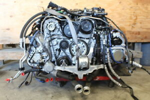 2011 Porsche Boxster S Cayman S 3 4 Engine Motor Drop Out 73k Miles