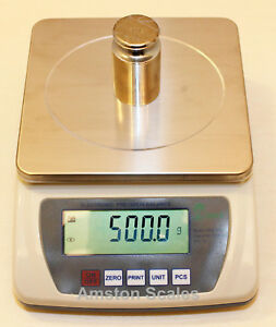 Digital Scale Balance 6 000 X 0 1 Gram Pharmacy Ct Gn Ozt Dwt High Quality New E