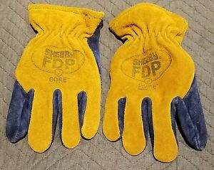 Structural Firefighter Gloves By Gore