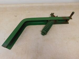 John Deere Br Bo Tractor Seat Channel With Spring 7932