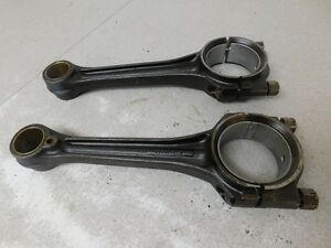 John Deere 520 530 Tractor Babbit Connecting Rods B3652r 7578