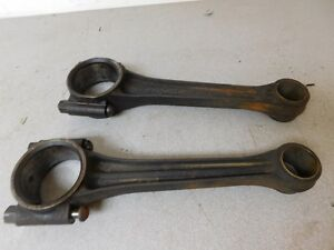 John Deere 60 Tractor Babbit Connecting Rods A4648r