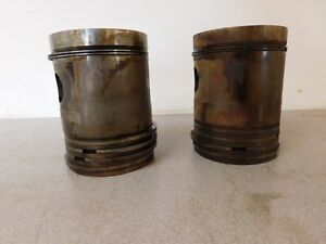 John Deere Unstyled A Tractor Standard Pistons A1505r 6711