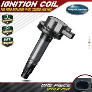 Ignition Coil Pack For Ford Edge Explorer F 150 Taurus Mks Mkt Mkx Mkz Sable V6