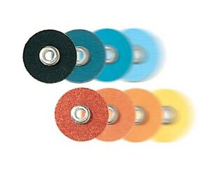 Soflex Finishing And Polishing Discs pack Of 85 All Sizes Available By 3m Espe