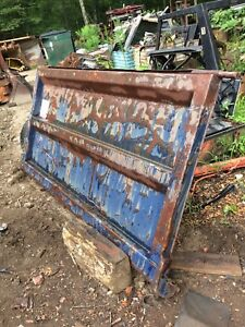 Semi Dump Truck Trailer Tailgate Free Ship W 25 Miles Only
