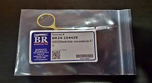 Br Surgical Br24 104429 Webster Needle Holder