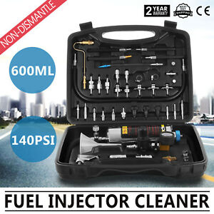 Auto C 100 Non dismantle Fuel System Cleaner Fuel Injector Tester Cleaner Usa