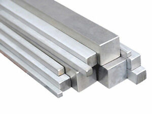 Aluminum Square Bar 6061 t6 4 X 48