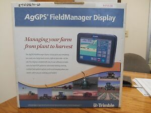 Trimble Navagation Ag Gps Field Manager Display Part 58270 60