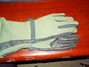 Ansell Chemical Resistant Gloves Leather Knit Made With Nomex kevlar Xl 276056