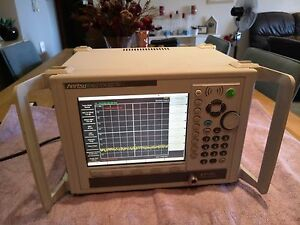 Anritsu Ms2717a Economy Spectrum Analyzer 100 Khz To 7 1 Ghz